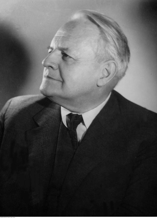 Melchior Wańkowicz /Z archiwum Narodowego Archiwum Cyfrowego