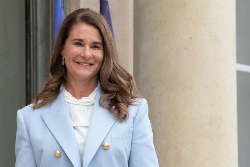 Melinda French Gates i McKenzie Scott przekazują 40 milionów dolarów na wsparcie kobiet /PIERRE VILLARD/SIPA /East News
