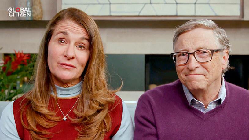 Melinda Gates i Bill Gates podjęli decyzję o rozwodzie /Getty Images