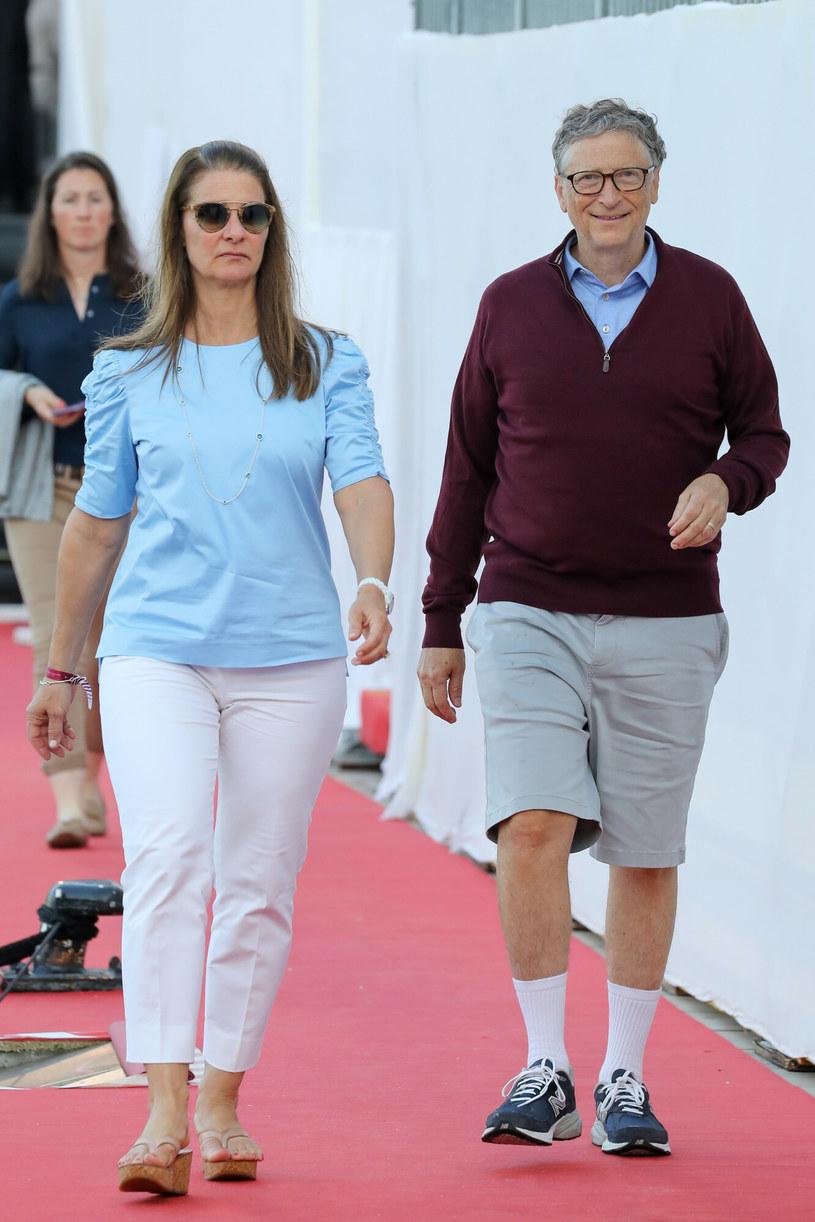Melinda i Bill Gatesowie / SplashNews.com/East News /East News