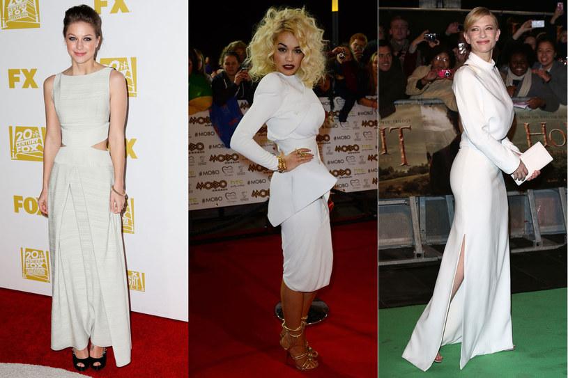 Melissa Benoist, Rita Ora, Cate Blanchett /Getty Images/Flash Press Media