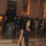Melissa Ceja w mocno wyciętej sukience!
