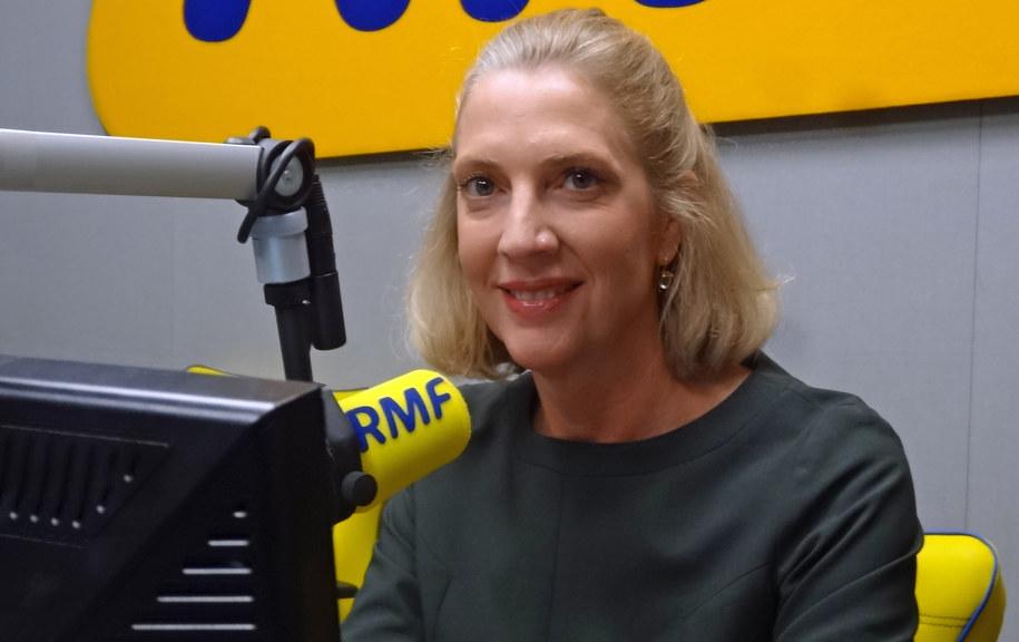 Melissa Hathaway /Grzegorz Jasiński /RMF FM
