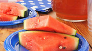 Melon i arbuz na upały