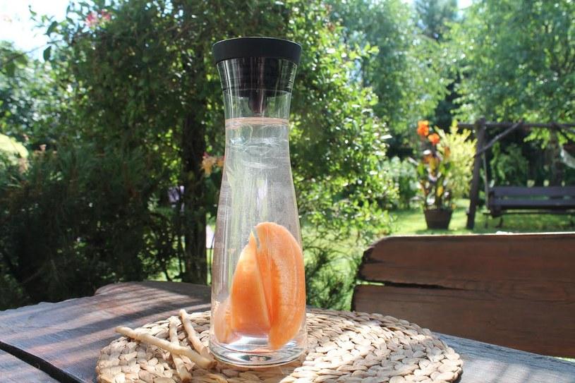Melony to doskonały składnik orzeźwiających napojów /archiwum prywatne