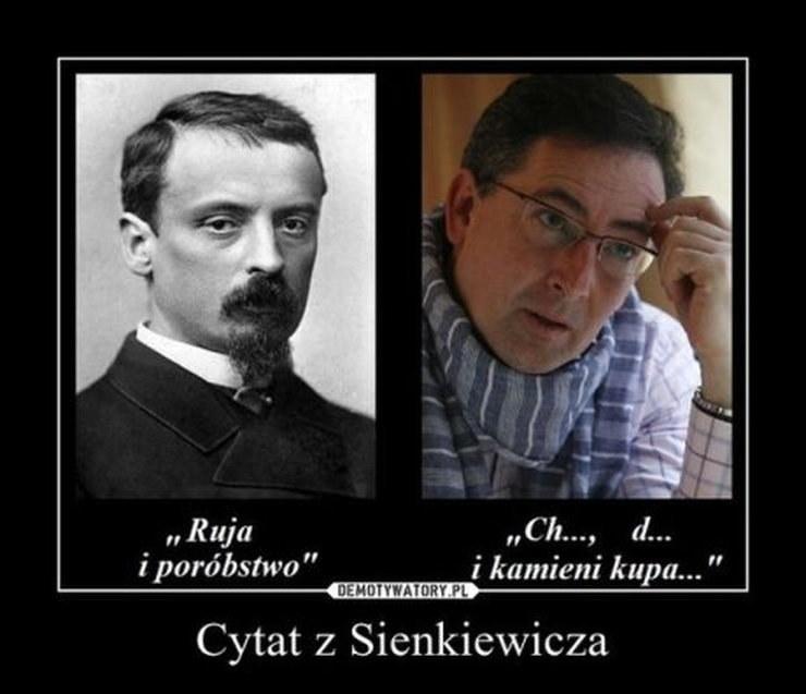 Mem po aferze taśmowej /Demotywatory.pl /