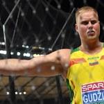 Memoriał Skolimowskiej: Andrius Gudzius zdecydowanie najlepszy w rzucie dyskiem