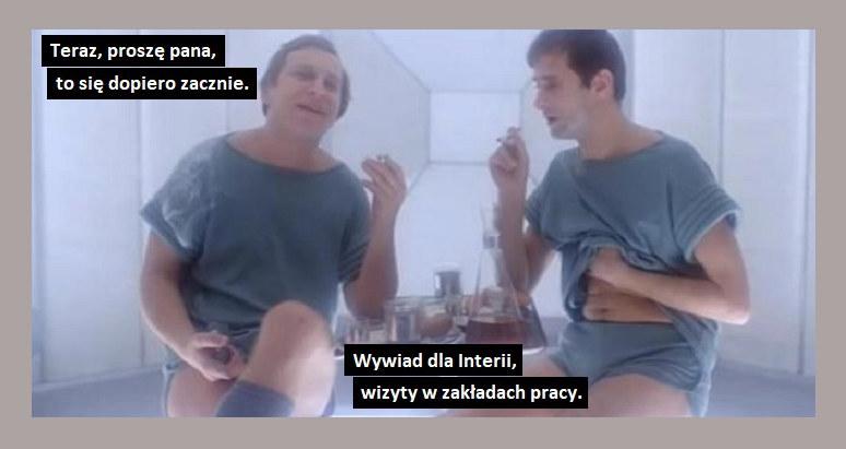 Memy Sekcji Gimnastycznej każdego dnia poprawiają humor tysiącom Polaków /Sekcja Gimnastyczna /materiał zewnętrzny