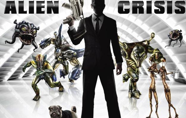 Men in Black: Alien Crisis /Informacja prasowa