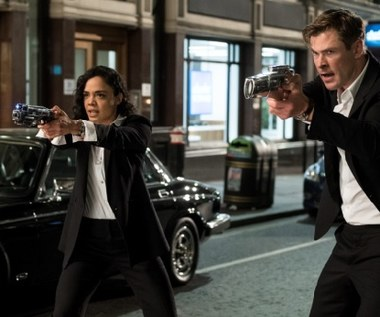 "​""Men in Black: International"" [recenzja]: Nijakość"