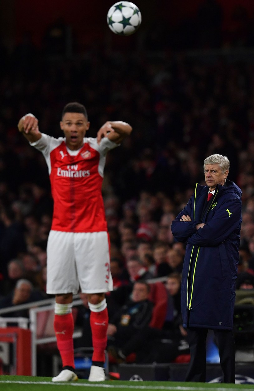 Menedżer Arsenalu Arsene Wenger /AFP