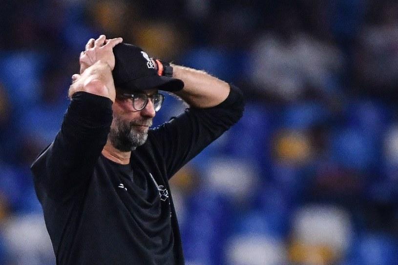 Menedżer Liverpoolu Juergen Klopp /AFP