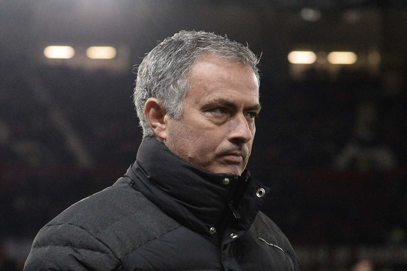 Menedżer Manchester United Jose Mourinho /AFP