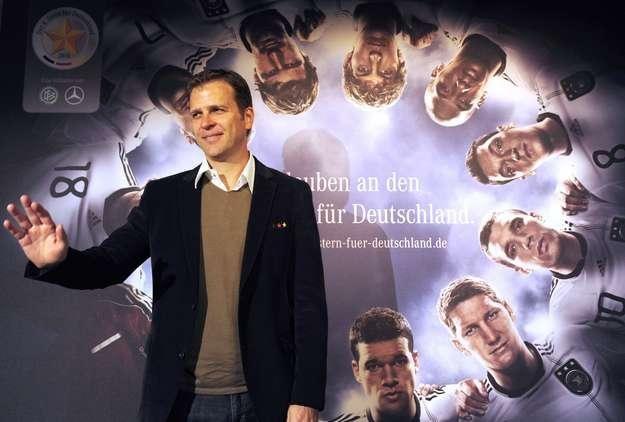 Menedżer reprezentacji Niemiec Oliver Bierhoff /AFP