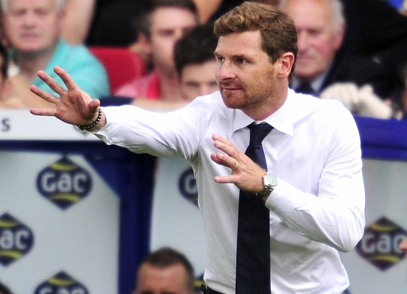 Menedżer Tottenhamu Andre Villas-Boas /AFP