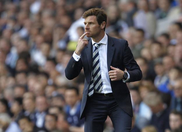 Menedżer Tottenhamu Hotspur Andre Villas-Boas /AFP