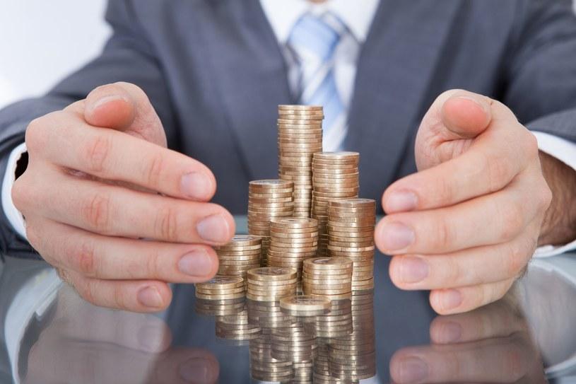 Menedżerowie z City liczą na znaczące premie roczne /123RF/PICSEL