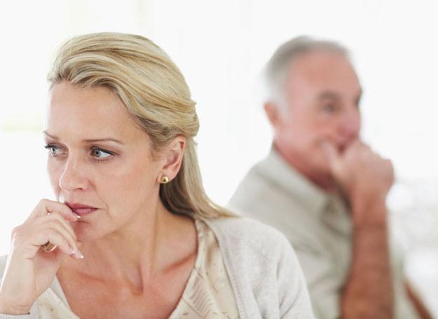 Menopauza może prowadzić do wielu trudnych sytuacji /123RF/PICSEL