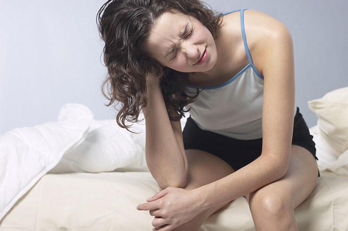 menstruacja problem /© Photogenica