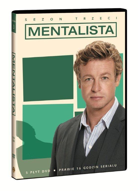 """""""Mentalista"""" na DVD /materiały dystrybutora"""