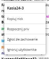 menu na użytkowniku /INTERIA.PL