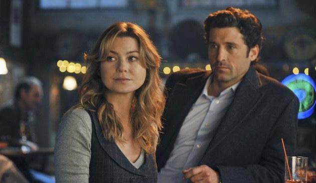Mer, bojąc się porzucenia, sabotowała związek z Derekiem. Długo uciekała. W końcu musiała stawić czoła przeznaczeniu. /ABC /materiały prasowe