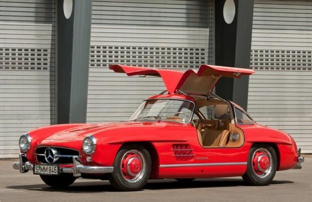 Mercedes 300 SL gullwing /