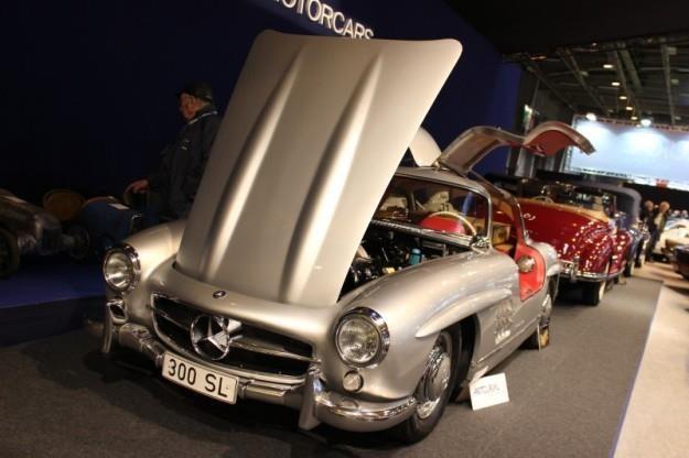 Mercedes 300 SL Gullwing /INTERIA.PL