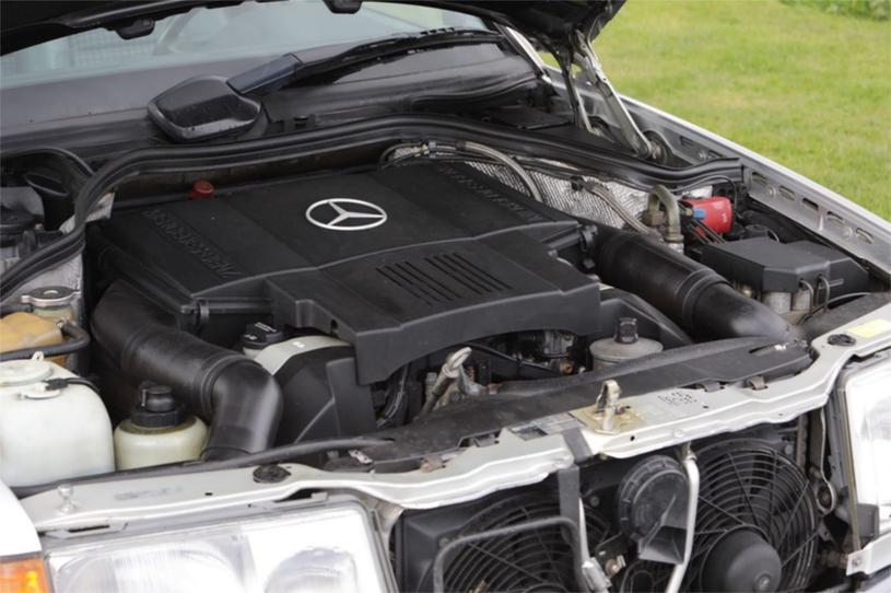 Mercedes 500 E /