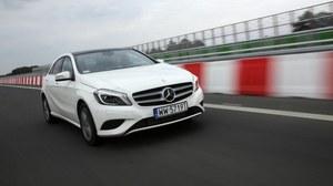 Mercedes A 180 BlueEFFICIENCY - test