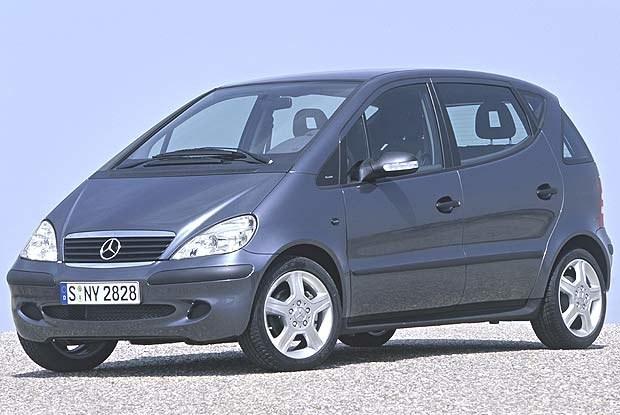 Mercedes A-Klasa (kliknij) /INTERIA.PL