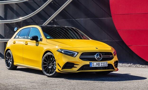 Mercedes-AMG A 35 4MATIC /Mercedes
