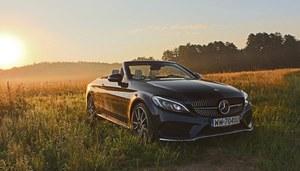 Mercedes-AMG C 43 4MATIC Cabriolet - nie da się go nie lubić