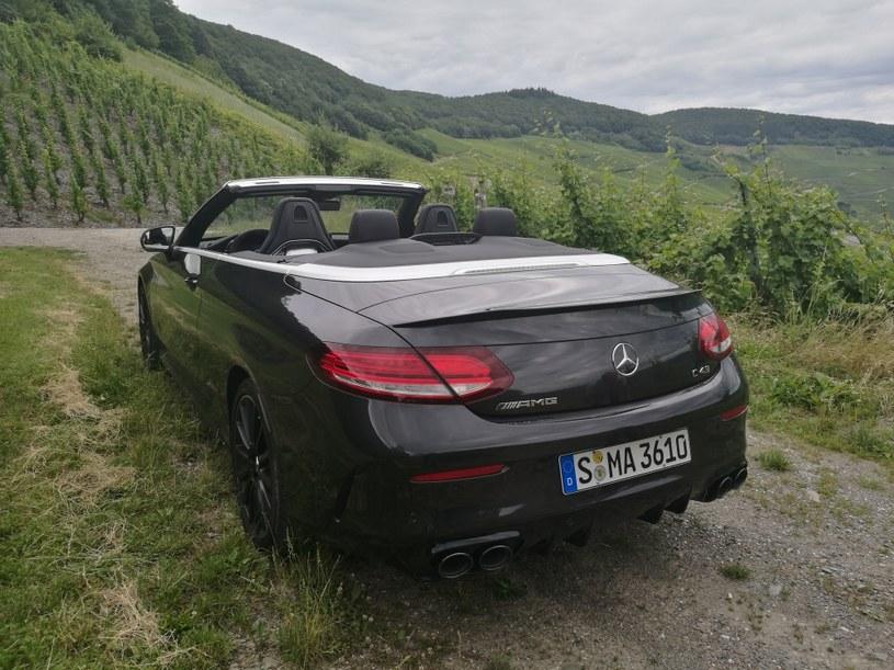 Mercedes-AMG C 43 4MATIC /INTERIA.PL