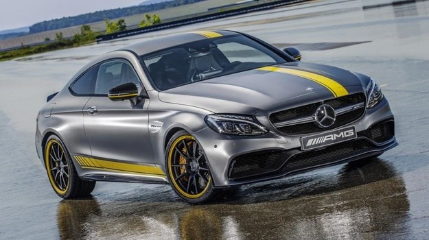 Mercedes-AMG C 63 Coupe Edition 1 /