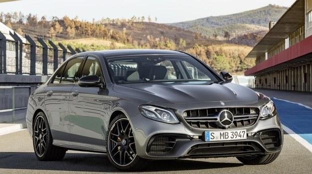 Mercedes-AMG E 63 4MATIC /Mercedes