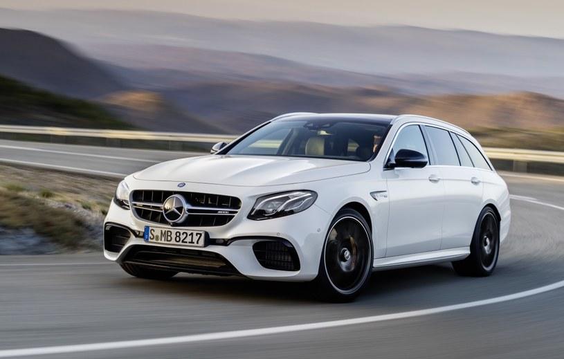 Mercedes-AMG E 63 4MATIC+ /