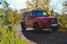 Mercedes-AMG G 63 – dinozaur we fraku i na sterydach