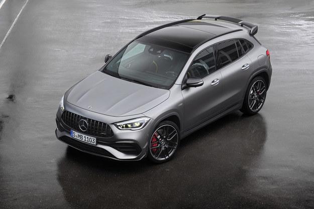 Mercedes-AMG GLA 45 S /
