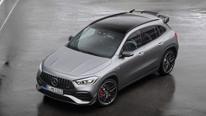Mercedes-AMG GLA debiutuje w Polsce
