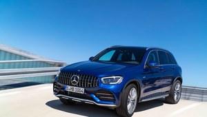 Mercedes-AMG GLC 43 - zmiany nie tylko kosmetyczne