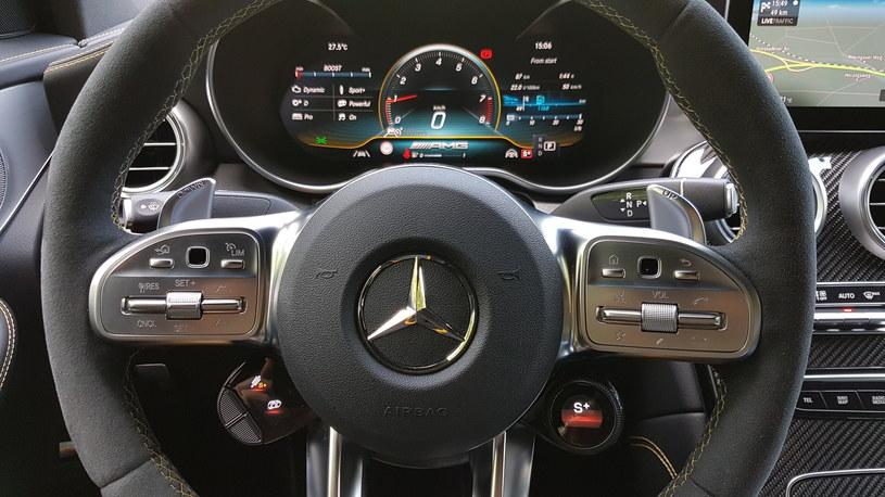 Mercedes-AMG GLC 63 S 4MATIC+ /INTERIA.PL