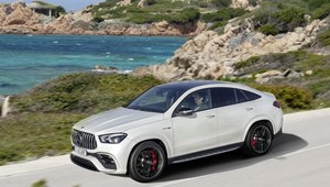 Mercedes-AMG GLE 63 4MATIC+ Coupe już jest