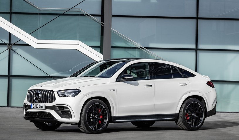 Mercedes-AMG GLE 63 S Coupe /