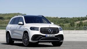 Mercedes-AMG GLS 63 4MATIC+ - szczyt luksusu i osiągów