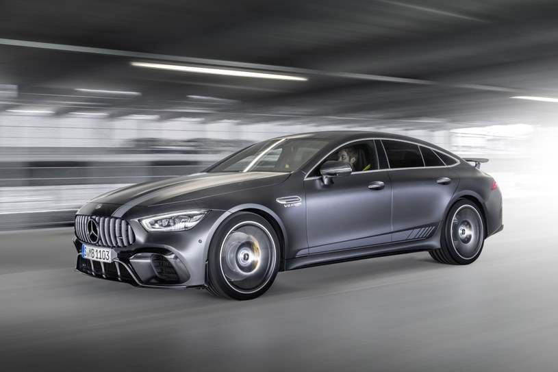Mercedes-AMG GT 63 S 4MATIC+ 4Door Coupe Edition 1 /