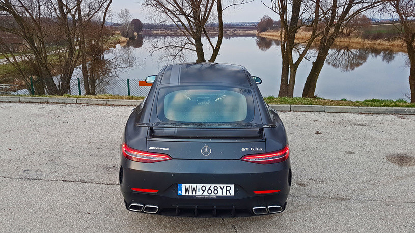Mercedes-AMG GT 63 S /INTERIA.PL