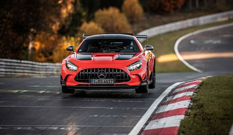 Mercedes-AMG GT Black Series /