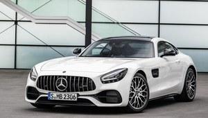 Mercedes-AMG GT po face liftingu