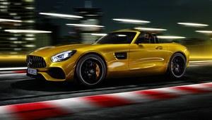 Mercedes-AMG GT S Roadster - nowość w gamie